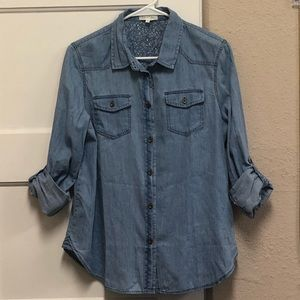 Anthropologie Eden and Olivia size M